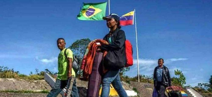 Brasil extendió concesión de refugio a venezolanos - Brasil extendió concesión de refugio a venezolanos