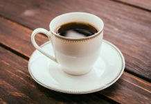Una taza de café - Una taza de café