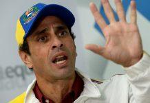 Capriles instó a participar en próximas elecciones - Capriles instó a participar en próximas elecciones