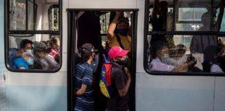 Pasajeros en Caracas - Pasajeros en Caracas