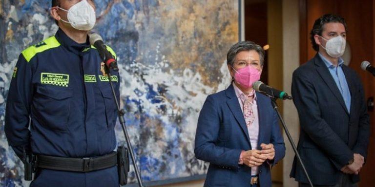 Alcaldesa de Bogotá crea un comando especial contra crímenes de migrantes