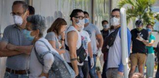 Venezuela registró 882 nuevos casos de Covid-19