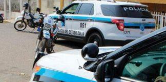 Dos asaltantes de bancos abatidos durante enfrentamiento en Zulia
