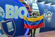 Daniel Dhers llega a Venezuela - Daniel Dhers llega a Venezuela