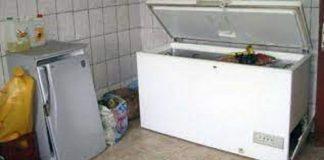 Joven muerta dentro de un congelador - Joven muerta dentro de un congelador