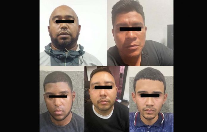 Detenidos seis hombres por homicidio de detective