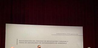 Diálogo entre Gobierno Nacional y oposición transcurrió con hermetismo