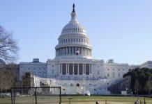 Desalojan edificio cercano a Capitolio de EEUU - Desalojan edificio cercano a Capitolio de EEUU