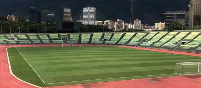 FVF La Vinotinto Estadio de la UCV acogerá 30% de su capacidad para el Venezuela Argentina