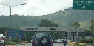 Soldado mató e hirió a compañeros en Fuerte Tiuna - Soldado mató e hirió a compañeros en Fuerte Tiuna