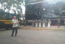 despliegue de tanquetas en puntos de Carabobo - despliegue de tanquetas en puntos de Carabobo