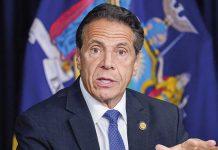 Dimite el gobernador de Nueva York
