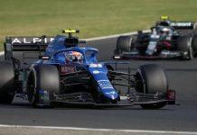 Esteban Ocon gana el GP de Hungría