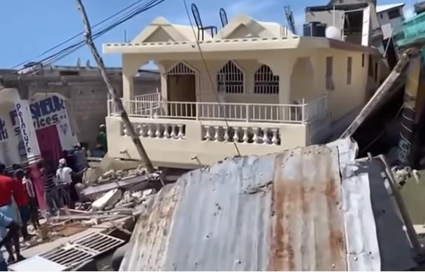 Terremoto de Haití - Terremoto de Haití