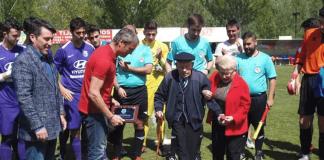 El hombre más viejo del mundo - El hombre más viejo del mundo