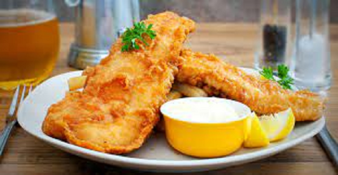pescado frito - pescado frito