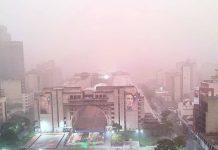 Lluvias causan estragos en Caracas por segundo día consecutivo