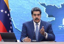 Maduro sobre el diálogo
