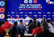 """Maduro indicó que """"se debe aplaudir"""" a la Oposición por ir a las Elecciones"""