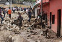 54.553 personas afectadas por las fuertes lluvias