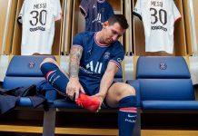 Entrenamiento de Messi - Entrenamiento de Messi