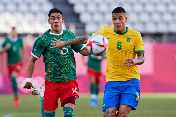 Brasil buscará el oro olímpico - Brasil buscará el oro olímpico