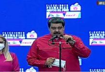 Nicolás Maduro primarias del Psuv - Nicolás Maduro primarias del Psuv