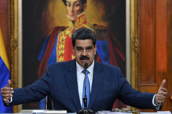 Nicolás Maduro anuncia cambio de gobierno - Nicolás Maduro anuncia cambio de gobierno