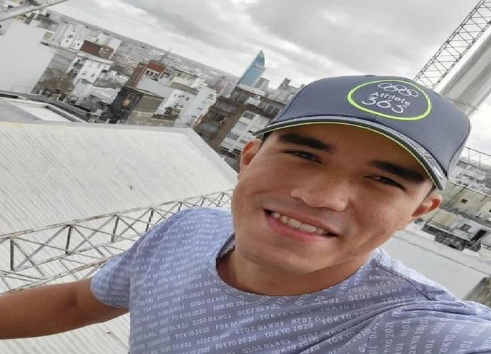 Uruguay recibirá al boxeador olímpico y refugiado venezolano Eldric Sella