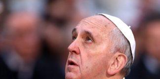 Amenazan al papa Francisco- Amenazan al papa Francisco