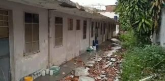 Niña murió tapiada tras desplomarse pared de un liceo en La Guaira