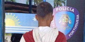 Detenido tras intentar abusar sexualmente de su madre en Portuguesa