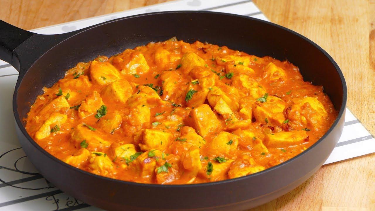 pollo al curry - pollo al curry