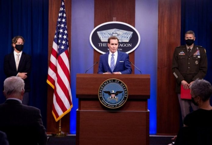 Dron abatió a dos miembros del EI durante ataque de U.S.A. en Afganistán