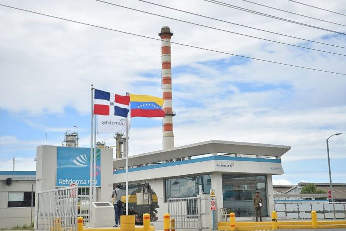 Refinería dominicana - Refinería dominicana