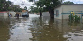 alerta roja en Bolívar