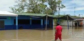 En Bolívar personas damnificadas lluvias - En Bolívar personas damnificadas lluvias