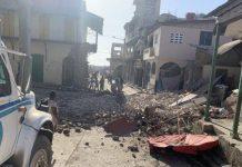 Aumentó a 724 los fallecidos por terremoto en Haití