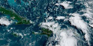 tormenta tropical Grace