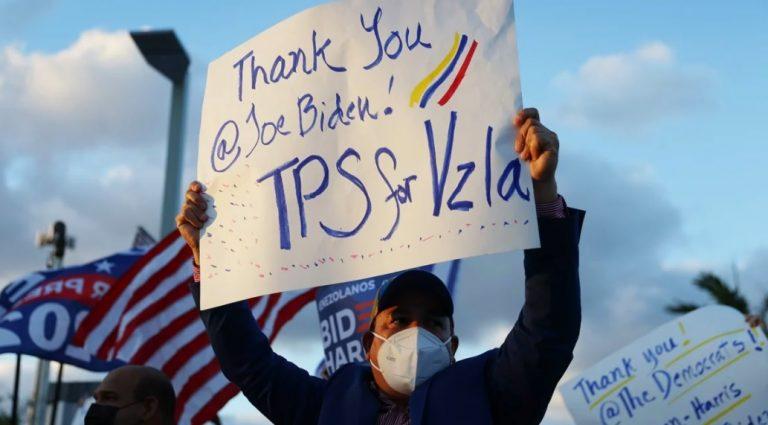 Estados Unidos extendió periodo de inscripción del TPS hasta 2022