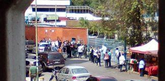 Jornada de vacunación en la UBV suspendida por elecciones primarias