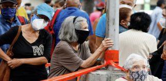 Venezuela registró 1.376 nuevos casos de Covid-19