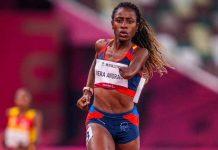 Lisbeli Vera ganó medalla de plata