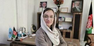 Zarifa Ghafari espera la muerte en casa - Zarifa Ghafari espera la muerte en casa