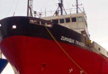 Siete venezolanos condenados por hallazgo de cocaína en un buque carguero
