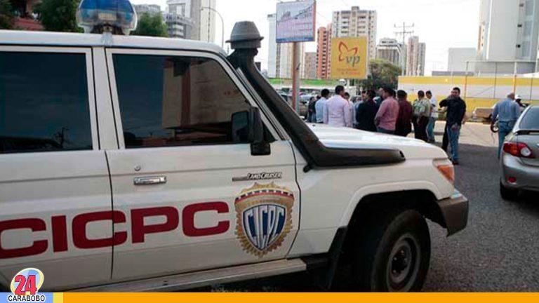 Por parricidio en Guanare quedó detenido un hombre