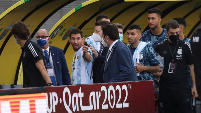 Brasil y Argentina - Brasil y Argentina