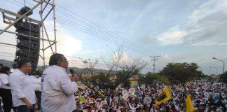 José Gregorio Ruiz presentó su candidatura