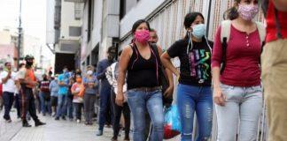 Venezuela registró 1.119 nuevos casos de Covid-19