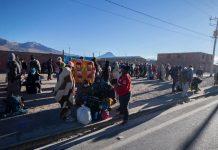 Gobierno de Chile anunció que se instalarán albergues para migrantes Venezolanos